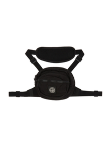 Stone Island Black Harness Bag 28143480
