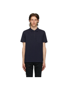A.p.c. Navy Archie Polo 29090038