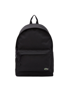Black Neocroc Backpack Lacoste. Купить за 5050 руб. - Canvas backpack in black. Webbing carry handle at top. Twin adjustable...