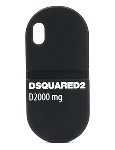 Dsquared2 Chehol Dlya Iphone X S Logotipom D2000 Mg ITM007355000001