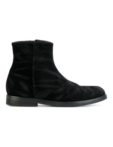 Ann Demeulemeester Crinkle Look Boots 1702282212317117