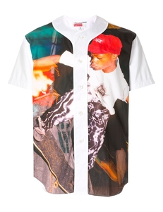Supreme Top Cdg Harold Hunter S Printom SU3895