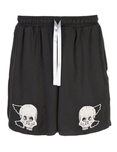 Lost Daze Shorty S Printom BSWBLK