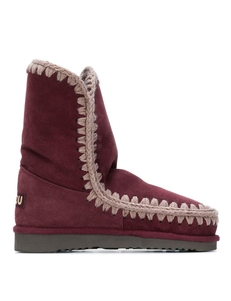Mou Whipstitched Ankle Boots MUESKIMO24