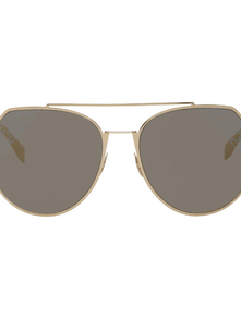 Fendi Gold And Green Forever Sunglasses 28177632