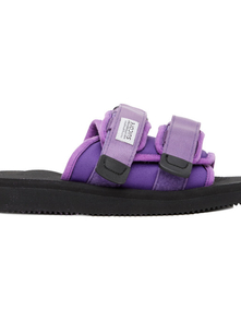 Suicoke Ssense Exclusive Purple Moto-cab Sandals 29300729