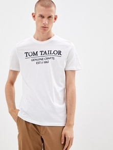 Tom Tailor Futbolka 1021229