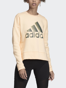 Adidas Svitshot W Id Glam Sweat Athletics 24978067