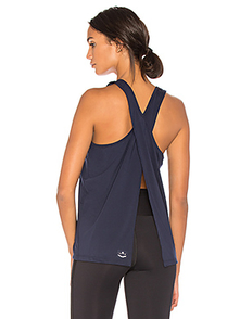 Beyond Yoga Legkovesnyy Top S Perepletom LWSD4322