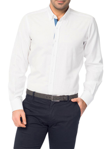 Dewberry Shirt 10500010G614_WHITE