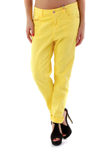 525 Pants J2670_GIALLO_FFFF00